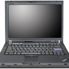 LAPTOP LENOVO T61 INTEL CORE2DUO T7300 2x2.0GHZ 2GB 100GB DVD-COMBO WIRELESS, Diagonala ecran: 15
