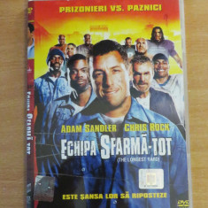 The Longest Yard (2005) DVD - Echipa Sfarma-Tot - Film comedie sony pictures, Romana
