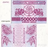 GEORGIA 500.000 lari 1994 UNC!!!