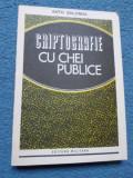 CRIPTOGRAFIE CU CHEI PUBLICE - ARTO SALOMAA