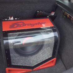 Subwoofer auto, peste 200W