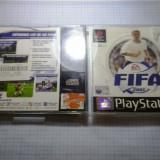 Joc consola Sony Playstation 1 PS1 PS One PSX - FIFA 2001 ( GameLand), Sporturi, 3+, Multiplayer