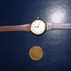Ceas de mana vintage-Duvard-mecanic-functional