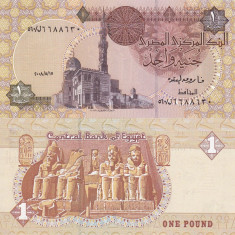 EGIPT 1 pound 15 mai 2008 UNC!!! - bancnota africa