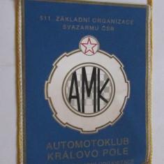FANION-AUTOMOTOKLUB KRALOVO POLE - Fanion fotbal