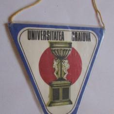 FANION-U CRAIOVA-volei - Fanion fotbal