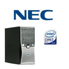 CALCULATOR TOWER NEC ML470 CORE2DUO E7500  2GB DDR2 160GB DVDRW