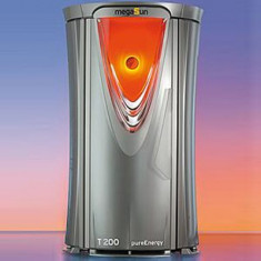 Solar MegaSun Tower Pure Energy T200