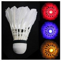 Fluturasi Badminton cu led Badminton luminous badminton noapte fluture badminton