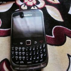 Vand blackberry 9300 - Telefon mobil Blackberry 9300, Negru