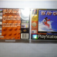 Joc consola Sony Playstation 1 PS1 PS One PSX - Ski Air Mix ( GameLand - sute de jocuri ) - Joc PS1, Sporturi, Multiplayer, 3+