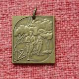 Medalie sportiva sport  din italia - Citta di Torino 1980 !!!