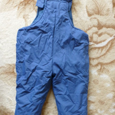 Costum ski copii Happy Car; marime 92 (2 ani), vezi dimensiuni; impecabil - Echipament ski