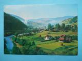 HOPCT14142 ROMANIA  VALEA BISTRITEI LA IACOBENI -JUDETUL SUCEAVA                  -  [ CIRCULATA  ]