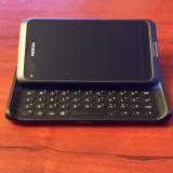Nokia E7 + Bluetooth Headset BH-216