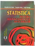 Cumpara ieftin STATISTICA PENTRU MANAGEMENTUL AFACERILOR, Ed.II rev., Alex. Isaic-Maniu s.a.