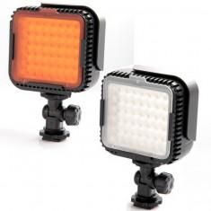 Lampa foto - video cu Led model CN-LUX 480 CN 480 prevazuta cu 48 de leduri - Lampa Camera Video