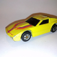 Macheta Hot Wheels, 1983 - Hong Kong - Macheta auto Hot Wheels, 1:64
