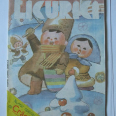 REVISTA LICURICI NR.12/1990 - Revista scolara