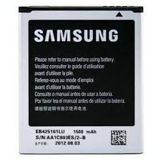 Acumulator Samsung Galaxy S Duos S7562, Galaxy Trend Plus S7580, Galaxy S Duos 2 S7582 EB425161LU swap original, Li-ion