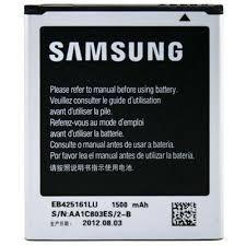 Acumulator Samsung  Galaxy S Duos S7562, Galaxy Trend Plus S7580, Galaxy S Duos 2 S7582  EB425161LU swap original foto