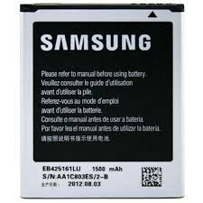 Acumulator Samsung  Galaxy S Duos S7562, Galaxy Trend Plus S7580, Galaxy S Duos 2 S7582  EB425161LU swap original