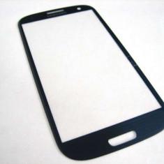 Geam Samsung I9300 Galaxy S3 Negru - Geam carcasa