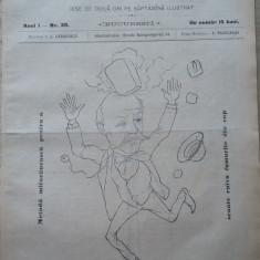 Moftul roman , revista spiritista nationala ; Director I. L. Caragiale , nr. 20 din 1893