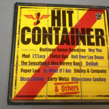 HIT CONTAINER -cu:THIN LIZZY,STATUS QUO,B. WHITE..(1976/PHILIPS REC/RFG) - VINIL