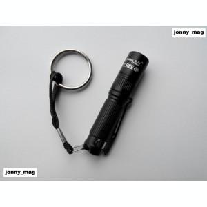 Lanterna Breloc Puternica marca SMALL SUN R804 cu Led CREE R2 Nou