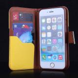 "Husa iPhone 6 6s 4.7"" + folie protectie display + stylus, iPhone 6/6S, Alb, Alt material, Apple"
