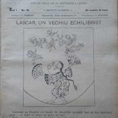 Moftul roman , revista spiritista nationala ; Director I. L. Caragiale , nr. 19 din 1893