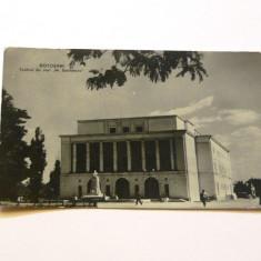 Botosani - Teatrul - ISTORIE - ARTA - circulata 1961 - 2+1 gratis toate produsele la pret fix - RBK6866 - Carte Postala Moldova dupa 1918