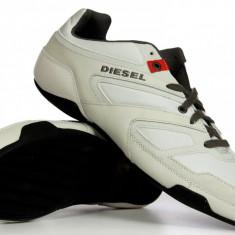 Adidasi Diesel originali - adidasi barbati  - piele naturala  -  in cutie - 40