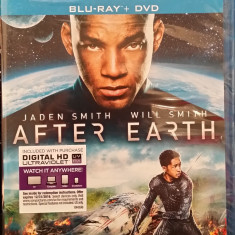After Earth - Bluray, original, sigilat - Film actiune sony pictures, Engleza