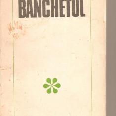 (C5538) BANCHETUL DE MIRCEA HORIA SIMIONESCU, EDITURA EMINESCU, 1982, POVESTIRI - Nuvela