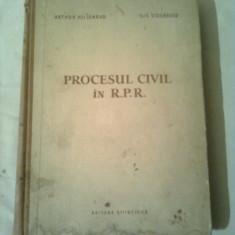 PROCESUL CIVIL IN R.P.R.  ~ ARTHUR HILSENRAD / ILIE STOENESCU