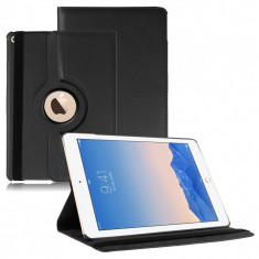 Husa iPad Air 2 Rotativa 360 Black - Husa Tableta