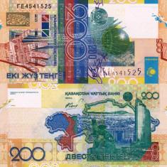 KAZAHSTAN 200 tenge 2006 UNC!!!