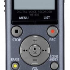 Reportofon digital stereo profesional Olympus WS-802 slot card extern