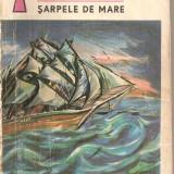 (C5536) SARPELE DE MARE DE JULES VERNE, EDITURA TINERETULUI, 1969, TRADUCERE DE ION HOBANA - Roman