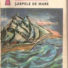 (C5536) SARPELE DE MARE DE JULES VERNE, EDITURA TINERETULUI, 1969, TRADUCERE DE ION HOBANA