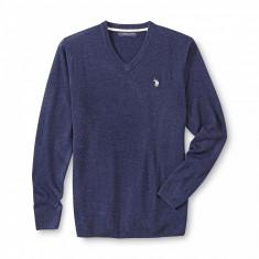 Pulover US Polo Assn - Barbati - 100% original -diferite culori / marimi - Pulover barbati US Polo Assn, Marime: S/M, Culoare: Albastru, Bej, Negru, Anchior, Acril
