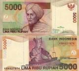 INDONEZIA 5.000 rupiah 2012 UNC!!!