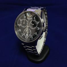 Ceas Longines L2 649 4 (0019*) - Ceas barbatesc Longines, Elegant, Quartz, Inox, Cronograf