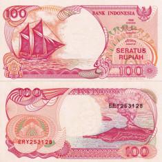 INDONEZIA 100 rupiah 1992 UNC!!! - bancnota asia