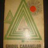 GH. EPURAN - GHIDUL CABANELOR