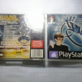 Joc Playstation 1 PS1 PS One PSX - The weakest link  ( GameLand )