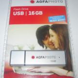STICK USB AGFA PHOTO 16GB NOU !!! SIGILAT !!!