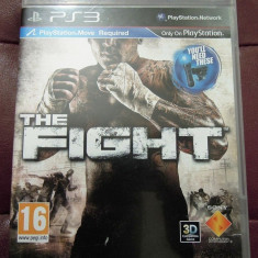 Joc Move The Fight, PS3, original! Alte sute de jocuri! - Jocuri PS3 Sony, Sporturi, 16+, Multiplayer